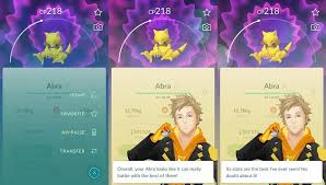 Pokemon Go New Appraisal Chart For Ivs How Does It Work