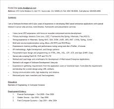 Best Ideas of Sample Resume For Dot Net Developer Experience 2 Years With  Template