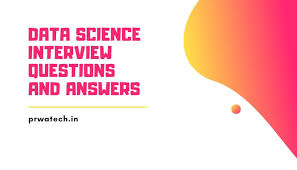 Interview Question Examples Top 50 Data Science Interview Questions And Answers With