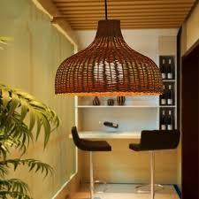 rattan lighting. 100% Handmade Southeast Asian Bamboo Lamp Rattan Lights Balcony Pendant Lighting
