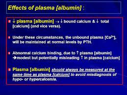 corrected calcium equation for alin