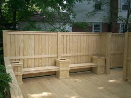 Deck Privacy Wall Designs Privacy Wall Deck Privacy Wall On Deck Privacy Fence