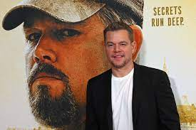 Matt Damon, and the journey to wokeness