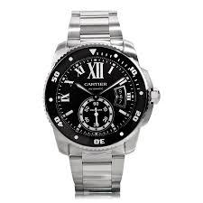 mens dive watches the watch gallery cartier calibre de cartier diver automatic mens watch w7100057