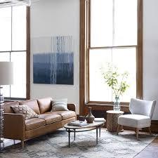 west elm leather sofa new west elm hieroglyph rug area rug ideas images