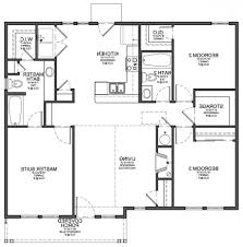 Small Picture Simple House Design With Floor Plan Ohpyys Simple Two Storey House
