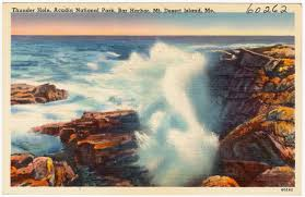 Tide Chart Thunder Hole Maine File Thunder Hole Acadia National Park Bar Harbor Mt