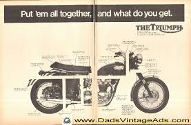 1968 triumph motorcycle parts diagram vintage ad vintage triumph 1968 triumph motorcycle parts diagram vintage ad