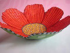 Flower Paper Mache 21 Best Paper Mache Flowers Images