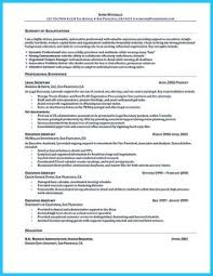 Assistant Resume Administrative Assistant Resume Resume Templates Free Resume