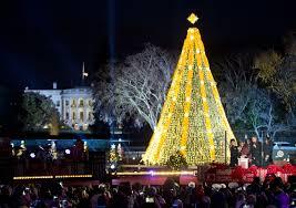Photos National Christmas Tree Lighting Ceremony Wtop