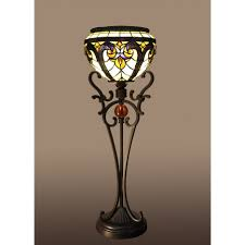stained glass ceiling fan. Stained Glass Ceiling Fan Lamp Shades Butterfly Belt Palm Blade Replacement For Fans