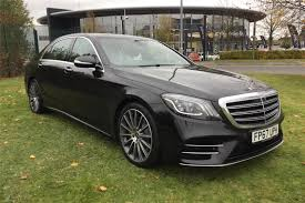 Used 2017 MERCEDES-BENZ S CLASS S350d AMG Line 4dr 9G-Tronic ...