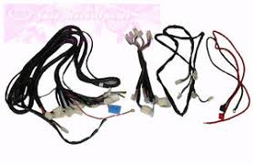 geniune kandi parts wire harness for 150cc kd 150gka 2 go kart dune image is loading geniune kandi parts wire harness for 150cc kd
