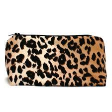 lipstick print makeup bag mac leopard print makeup bag