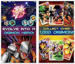 Digimon Heroes Match 3 Card Battle Adventure Game Out Now On Ios