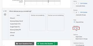 Q Chart Statistics Pick Group Rank Question Qualtrics Support