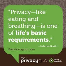 Security Quotes Magnificent Privacy Is Essential Privacy Security Quotes Pinterest