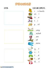 See our extensive collection of esl phonics materials for all levels, including word lists, sentences, reading passages, activities, and worksheets! Phonics Group 4 Worksheet