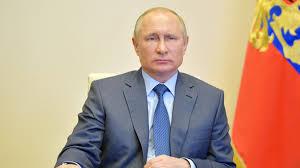 Путин продлил режим самоизоляции до 11 мая