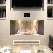 ventless fireplace insert box place place