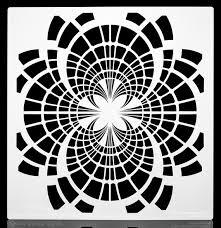 Dream Catchers Furniture Art Deco Moth Dreamcatcher Stencil Wall Art Craft Painting 91