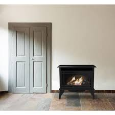 gas stove fireplace. 30,000 BTU 32 In. Intermediate Vent Free Dual Fuel Gas Stove Fireplace I
