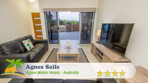 Allan Cunningham Motel Agnes Sails Agnes Water Hotels Australia Youtube