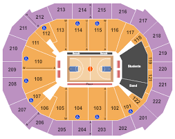 Chaifetz Arena Seating Chart St Louis