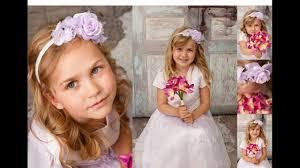 Blumenm Dchen Hochzeit Frisuren Ideen F R Sch Ne Frauen Youtube