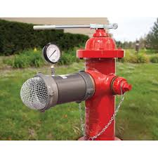 Fire Hydrant Coefficient Chart