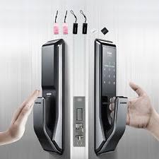 smart front door locksSamsung EZON Keyless Locks  eBay