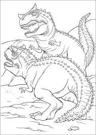 Small Picture KidscolouringpagesorgPrint Download t rex dinosaur coloring