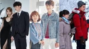 Couple Height Difference Chart 7 Couples In K Drama Who Have Huge Height Difference Castko