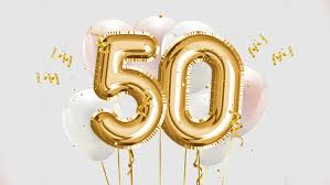 Guests enjoyed a cake that convincingly resembled tree bark carved with messages, a s'mores bar, and a good humor ice cream truck. 50 Rocks Unique 50th Birthday Gift Ideas For Men And Women