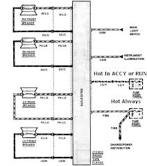 2001 ford ranger stereo wiring diagram 94 Ford Ranger Radio Wiring Diagram all info about auto repair ford illustrations 15 1994 ford ranger radio wiring diagram