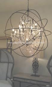 beautiful small orb chandelier bronze orb chandelier with mercury pertaining to small bronze modern chandelier