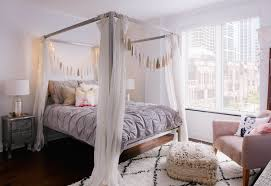 most canopy bed decorating ideas  best four poster beds  home
