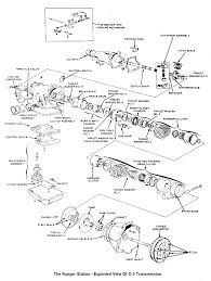 1995 ford ranger parts diagram best of ford ranger automatic