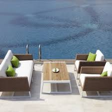 Modern Outdoor Furniture  Patio Chairs U0026 Tables At LumenscomOutdoor Lounging Furniture