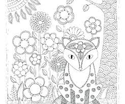 Free Animal Coloring Pages For Adults Avusturyavizesiinfo