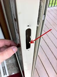 how to fix broken sliding glass door lock saudireiki