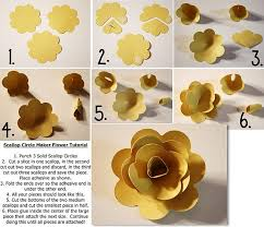 Paper Flower Cutter If You Use A Cricket Cutter This Could Be Quick And Easy I Do It