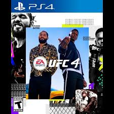 Ea sports ufc 4 is a mixed martial arts fighting video game developed by ea vancouver and published by ea sports. Ea Sports Ufc 4 Playstation 4 Gamestop