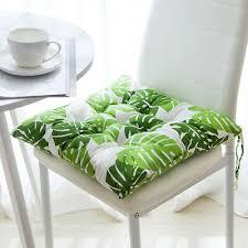 1/<b>2PCS Chair</b> Cushion <b>Seat</b> Pads <b>Dining Room</b> Kitchen Office Soft ...