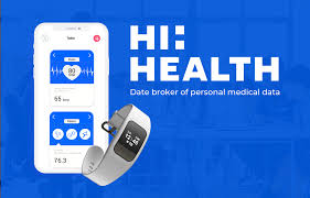 Data Broker Hi Health The Data Broker Of Personal Medical Data Based On