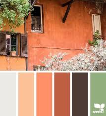 office color palettes. Italian Hues. Office Color SchemesColour PalettesPaint Palettes