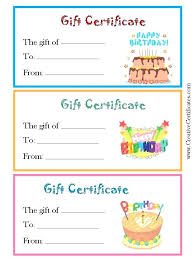 Gift Certificate Template Printable Free Printable Gift Certificates Template Printable Gift