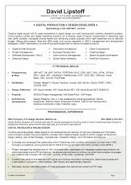 Australian Resume Template Sample Of Australian Resume Baskanidaico