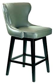 leather counter stools with backs leather bar stools with back chrome height counter kitchen leather